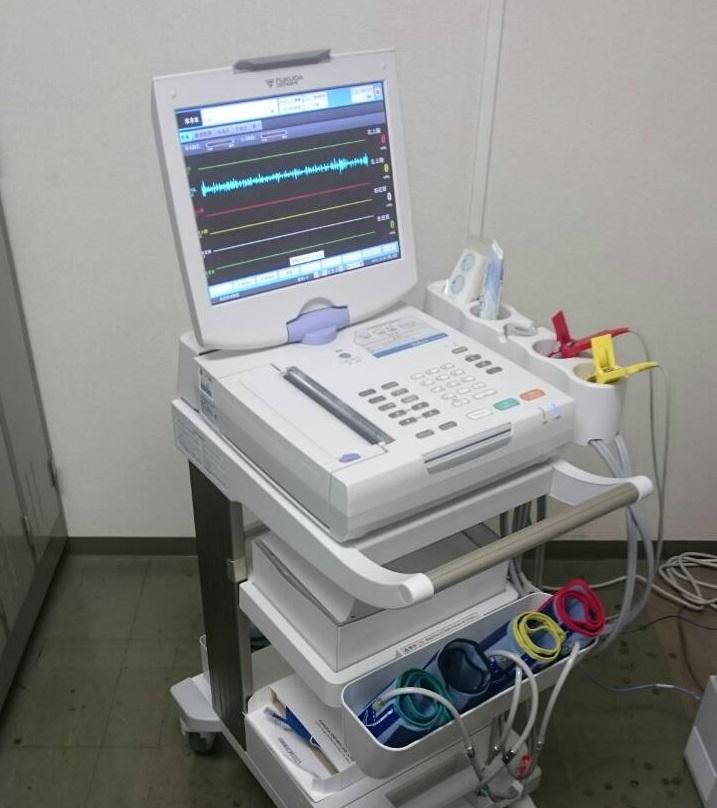 血圧脈拍検査